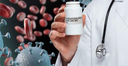Estudos científicos sobre o tratamento da COVID-19 com hidroxicloroquina