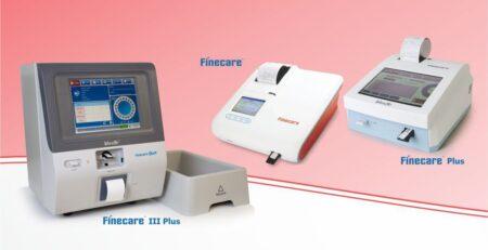 Testes para diagnóstico rápido de doenças inflamatórias ou infecciosas